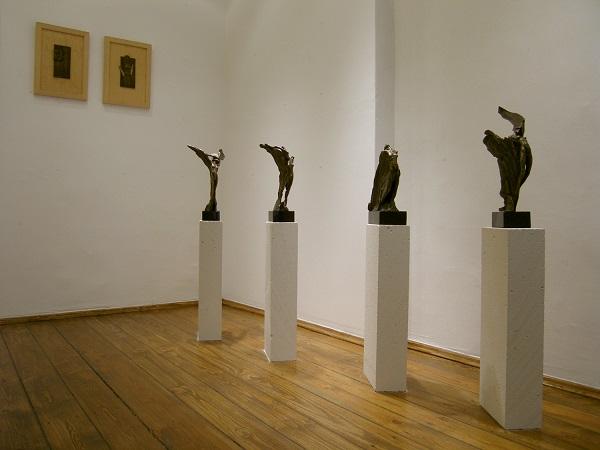 Małe formy rzeźbiarskie