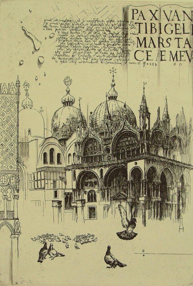 Serenissima (list z Wenecji II)