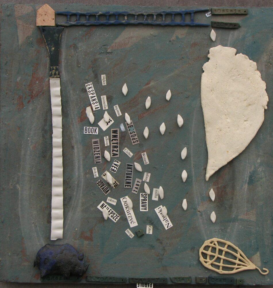 Kafel ceramiczny z cyklu