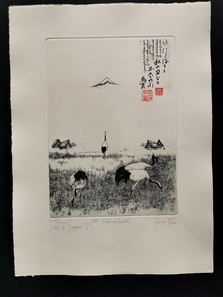 Tsuru (list z Japonii V)