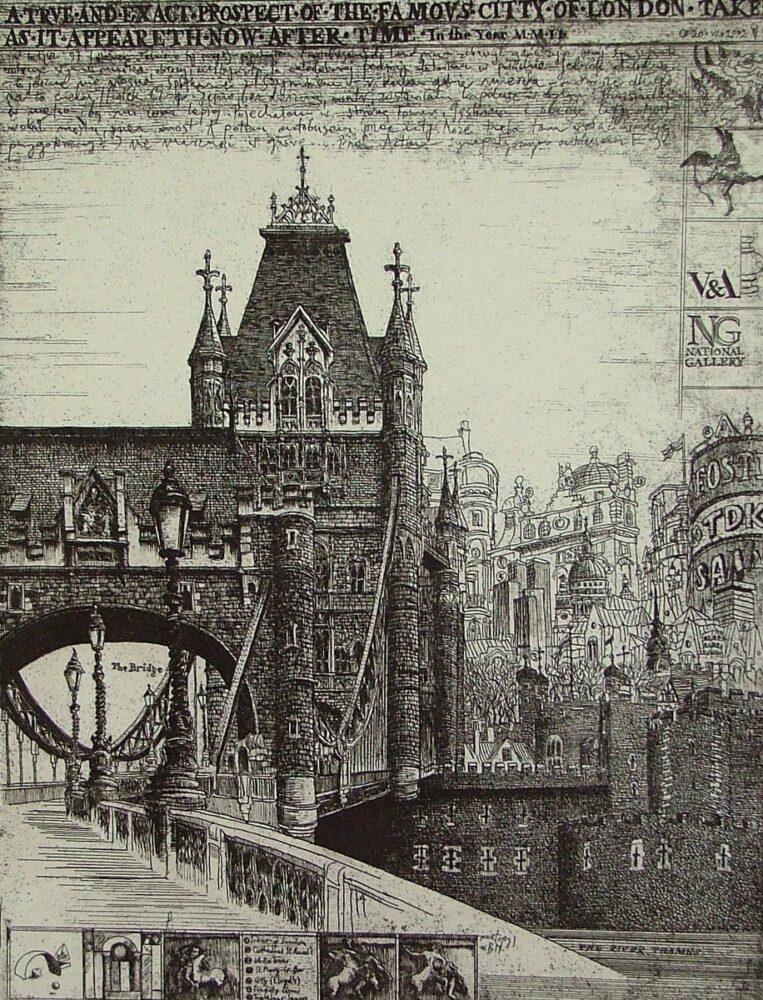 The Bridge (list z Londynu)