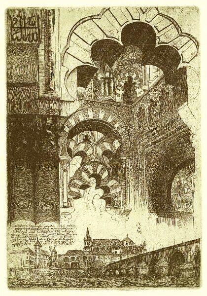 Mezguita (list z Kordoby)