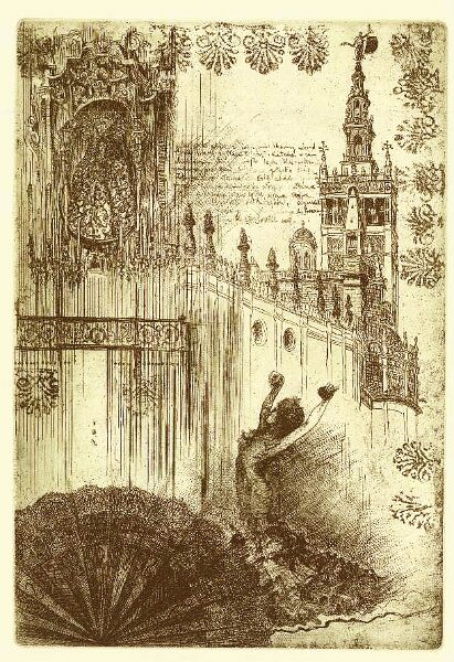 Sevillana (list z Sevilli)