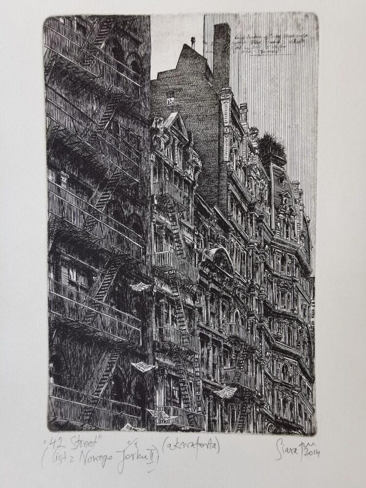 42 Street (list z Nowego Jorku)