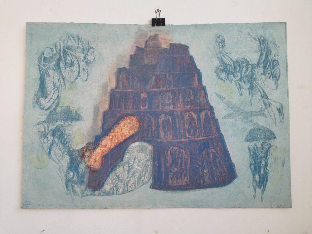 Grzeszna Wieża Babel