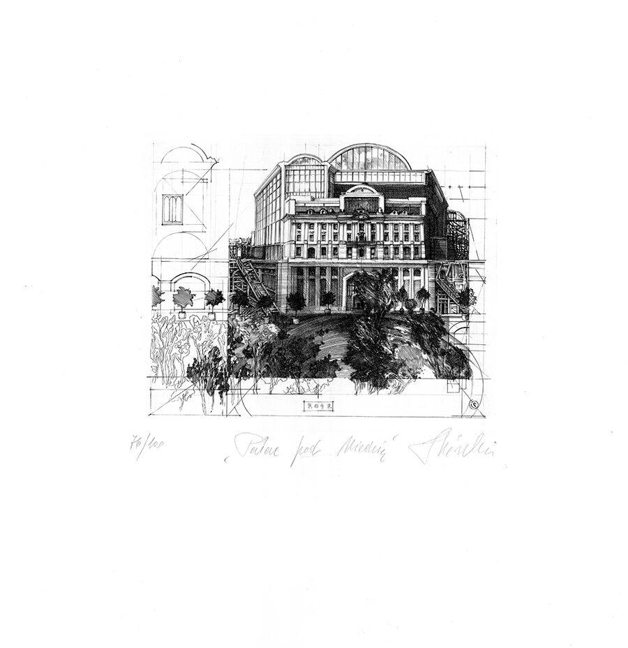 Pałac pod Miedzią