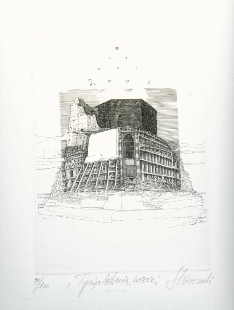 Tysiącletnia wieża