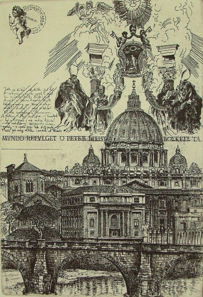 Gloria (list z Watykanu)