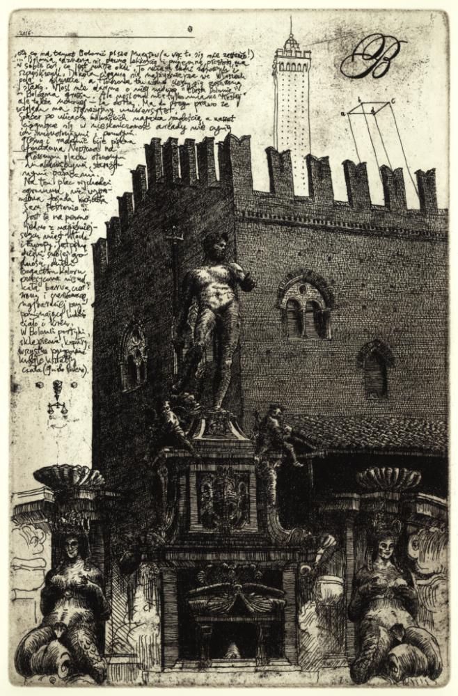Nettuno (list z Bolonii)