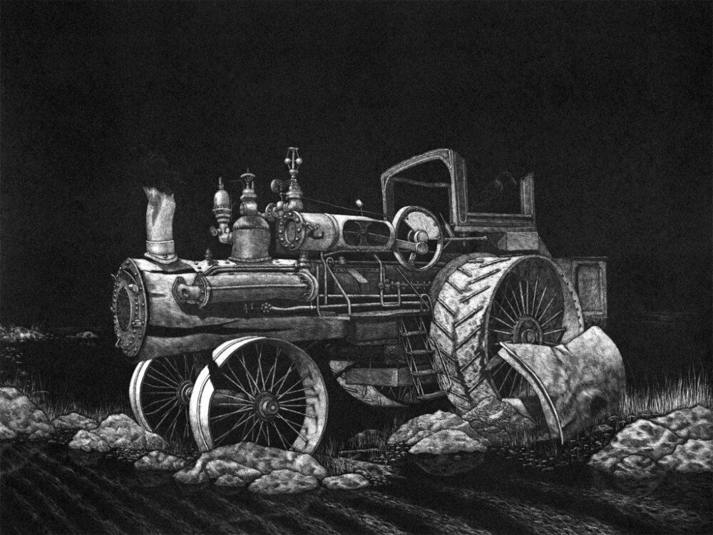 Entropy Tractor