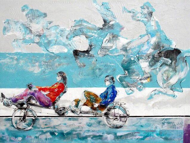 Czas na rower I
