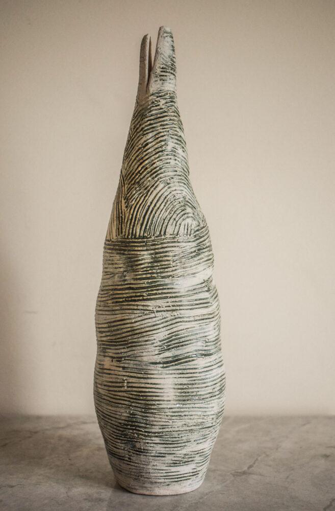 Fakturowany wazon