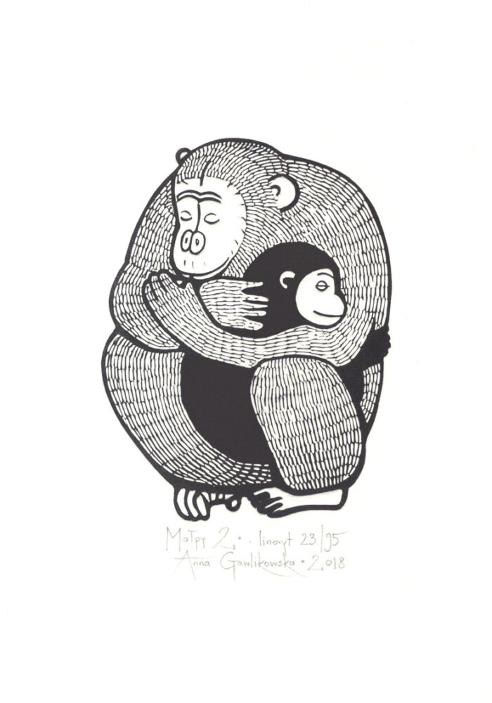 Małpy 2