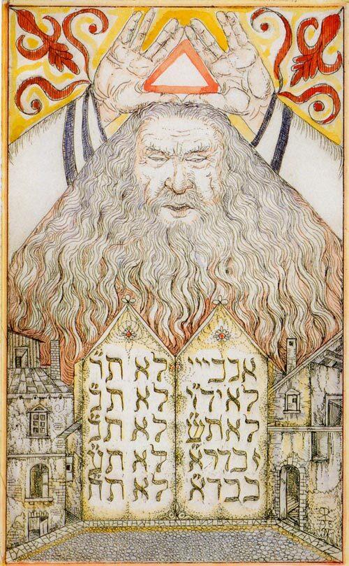 Prorok kabalista